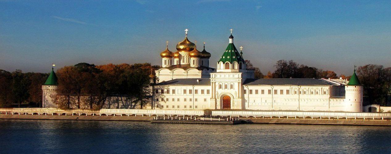 Мартовское путешествие по «Золотому кольцу» России