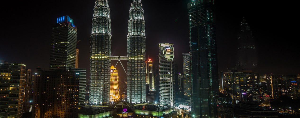 Башни Петронас (Petronas Twin towers) Куала-Лумпур