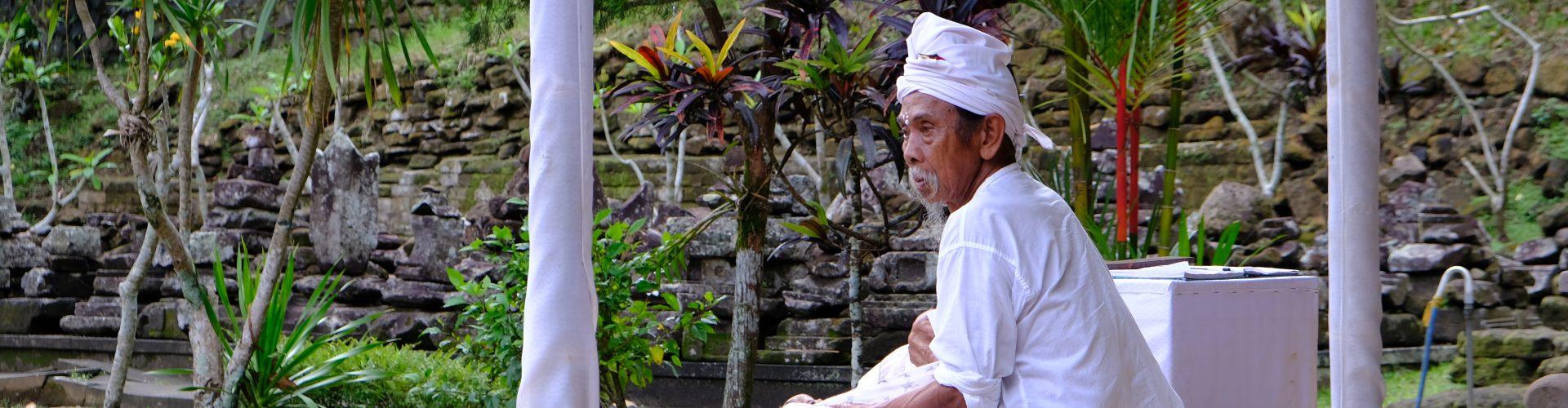 Слоновья пещера (Гой Годжа) на Бали