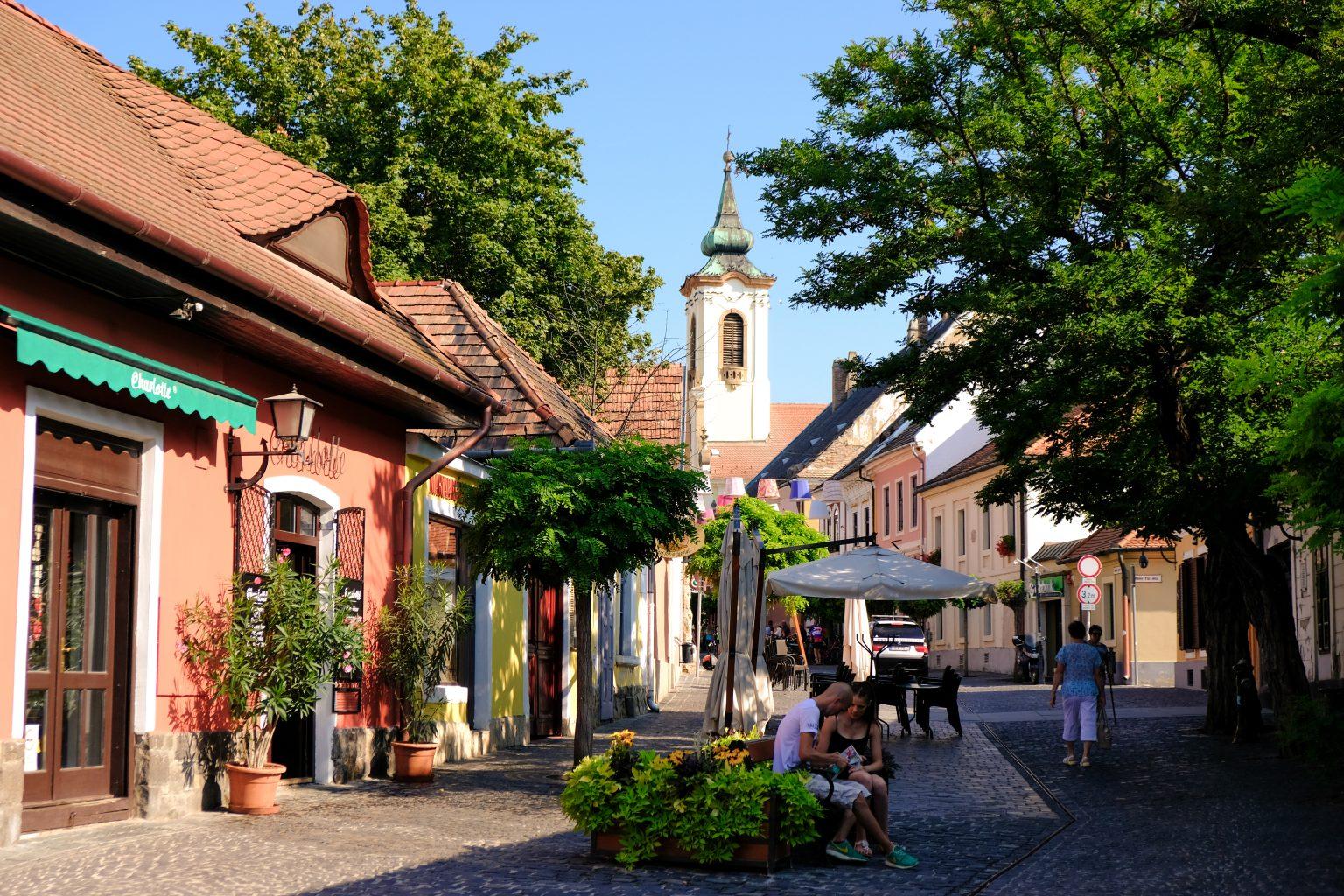 Sentendre, Hungary